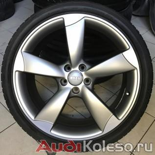 Колеса лето роторы R20 255/35 Audi A6 C7 4G0601025BP главное фото