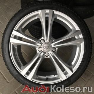 Колеса зима R20 255/35  Audi A6 S6 C7 4G0601025BT главное фото оригинального диска ауди