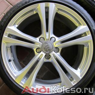 Колеса лето R20 255/35 Audi A6 C7 4G0601025BT первый диск