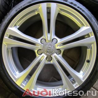 Колеса лето R20 255/35 Audi A6 C7 4G0601025BT второй диск