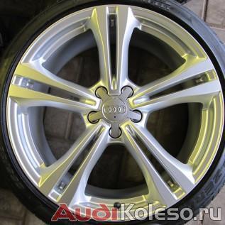 Колеса лето R20 255/35 Audi A6 C7 4G0601025BT третий диск