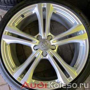 Колеса лето R20 255/35 Audi A6 C7 4G0601025BT четвертый диск