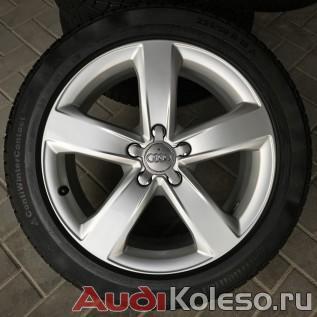 Колеса зима R18 225/50 Audi A6 C7 4G0601025M спереди