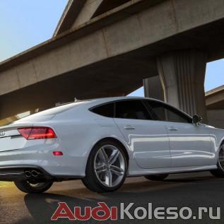 4G8601025AJ на белой Audi A7