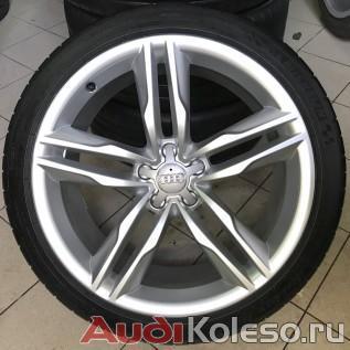 Колеса лето R20 275/30 Audi A7 S7 4G8601025AC главное фото