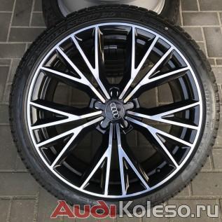 Колеса кованые зимние R20 275/35 Audi A7 S7 4G8601025BE главное фото