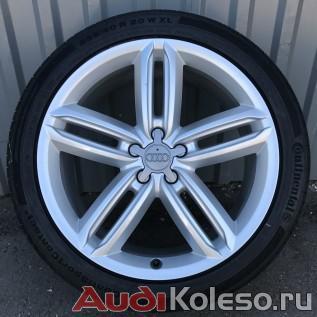 Колеса лето R20 255/40 Audi A6 C7 Allroad 4G9601025G главное фото
