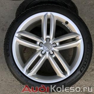 Колеса зима R20 255/40 Audi A6 Allroad new 4G9601025G главное фото