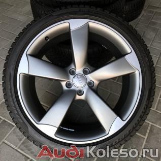 Колеса роторы лето R21 275/35 Audi A8 D4 4H0601025AC главное фото