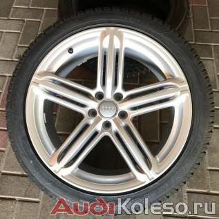 Колеса зима R20 265/40 Audi A8 S8 D4 4H0601025BF главное фото