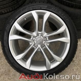 Колеса зима R20 265/40 Audi A8 S8 D4 4H0601025BL главное фото