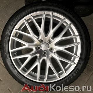 Колеса зима R20 265/40 Audi A8 D4 4H0601025BT колесный диск главное фото