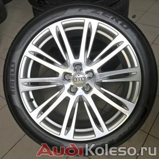 Колеса лето R20 265/40 Audi A8 D4 4H0601025N главное фото