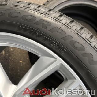 Колеса зимние оригинальные R21 285/40 Audi Q7 4M 4M0601025S название модели шин