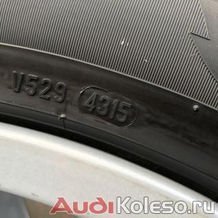 Колеса зимние оригинальные R21 285/40 Audi Q7 4M 4M0601025S дата производства шин