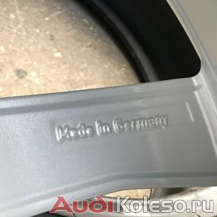Колеса зимние оригинальные R21 285/40 Audi Q7 4M 4M0601025S страна-изготовитель дисков