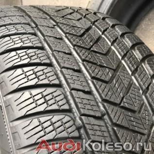 Колеса зимние оригинальные R21 285/40 Audi Q7 4M 4M0601025S фото протектора шин