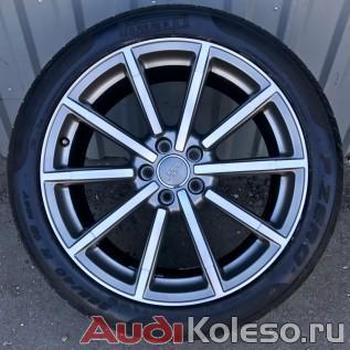 Колеса лето R19 255/40 Audi Q3 8U0601025M главное фото