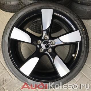 Колеса роторы лето R19 255/35 Audi A4 new 8K0071499H/B AX1 диск спереди