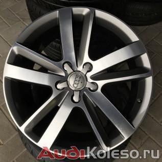 Диски оригинальные Audi Q7 R20 4L0601025AJ главное фото