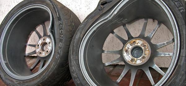 Колесные диски BMW: как выявить подделку